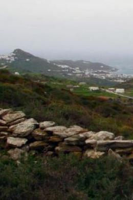 Land Lot Sale - Ios, Aegean Islands
